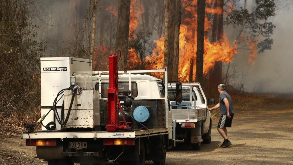 Αυστραλία: Τρία δισεκατ. ζώα κάηκαν ή εκτοπίστηκαν στις φονικές πυρκαγιές