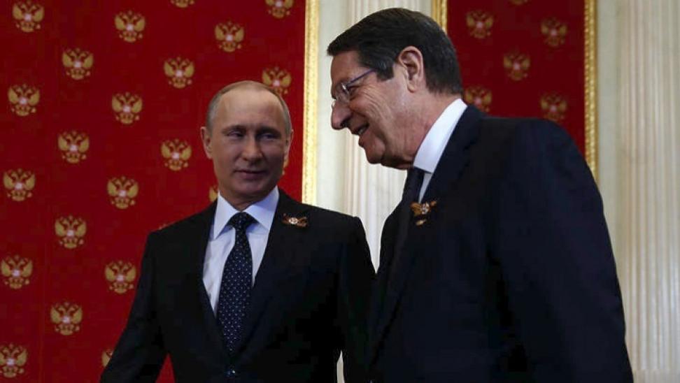 Η Λευκωσία ζήτησε παρέμβαση Πούτιν - Στην Κύπρο ο Ρώσος ΥΠΕΞ στις 8 Σεπτεμβρίου