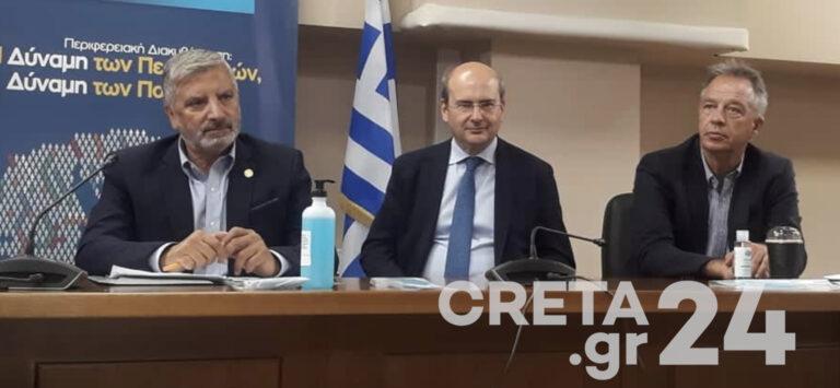 Και η Κρήτη στον Εθνικό Σχεδιασμό Διαχείρισης Αποβλήτων (εικόνες)