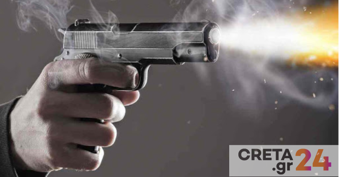 Κρήτη: Σήκωσε όπλο και πυροβόλησε τον γαμπρό του – Σε κρίσιμη κατάσταση το θύμα