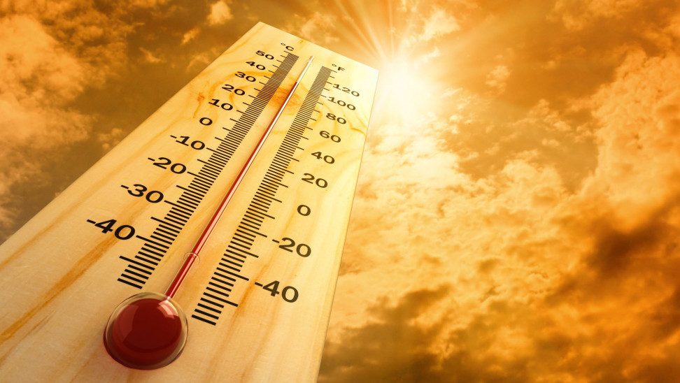 Οι θερμοκρασίες στον κόσμο θα συνεχίσουν να ανεβαίνουν τα επόμενα πέντε χρόνια