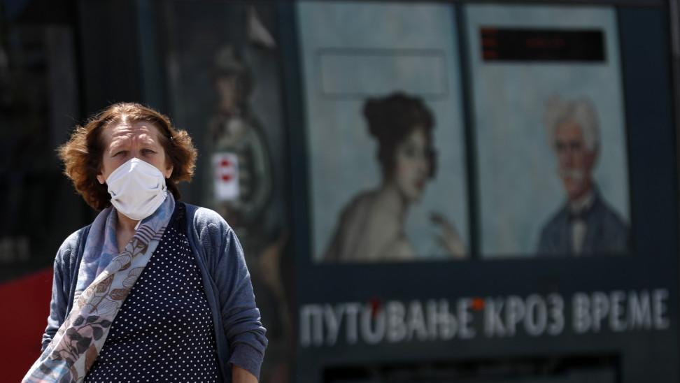 Σερβία-Κορωνοϊός: 10 νέοι θάνατοι και 392 νέα κρούσματα