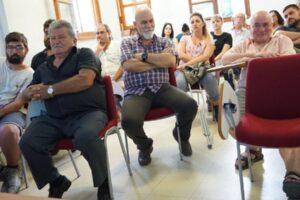 Συναντήσεις σε Δήμους της Π.Ε. Χανίων για τα υγειονομικά πρωτόκολλα