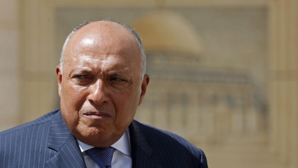 Συνάντηση του Αιγύπτιου ΥΠΕΞ με τον Σαουδάραβα ομόλογό του στο Κάιρο