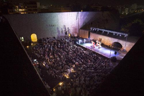 Συναυλία του Χάρη Φασουλά στο Κηποθέατρο «Μάνος Χατζιδάκις»
