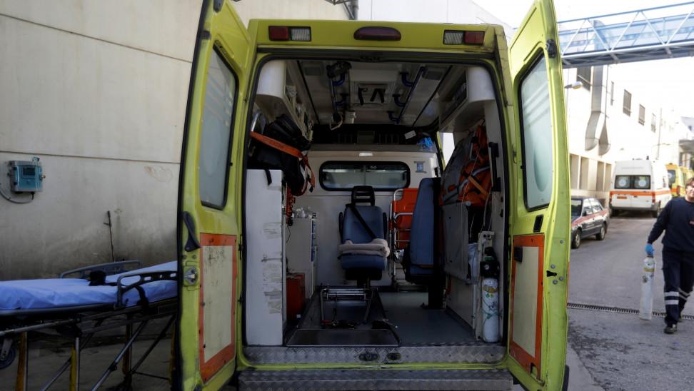 Θεσσαλονίκη: Εργάτης έπεσε από σκαλωσιά στο κέντρο της πόλης