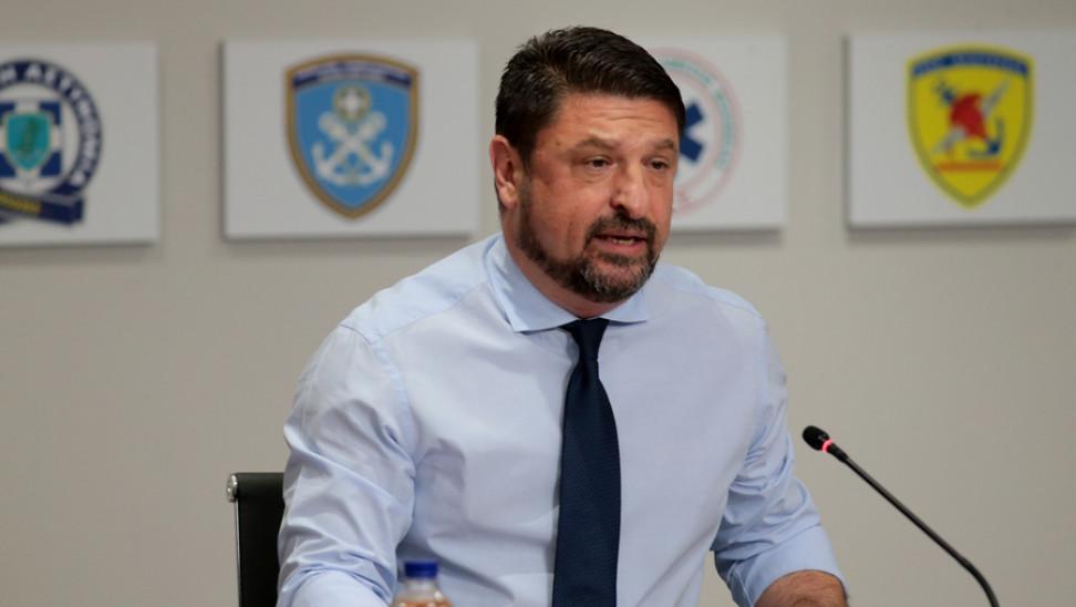 Βαλκανικός κίνδυνος; Χαρδαλιάς: 76,27% των εισαγόμενων κρουσμάτων από γειτονικές χώρας