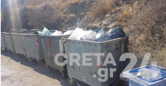 Creta24: Αυτοψία στην Ιεράπετρα – Πρόβλημα με τα απορρίμματα
