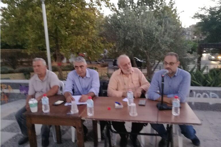 Γ. Τσίπρας από Ηράκλειο: Η χώρα οδηγείται σε ραγδαία φτωχοποίηση