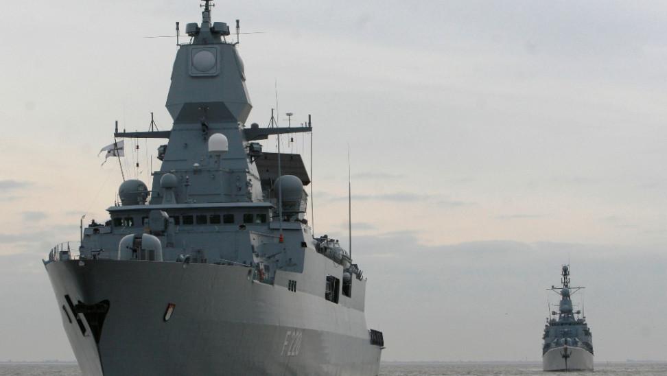 Γερμανική φρεγάτα στη μάχη κατά του εμπάργκο όπλων σε Λιβύη - Πότε φτάνει Ανατολική Μεσόγειο