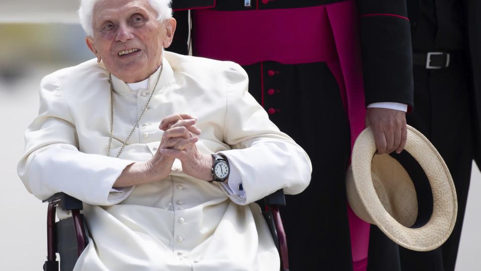 Καθησυχαστικό το Βατικανό σχετικά με την υγεία του πρώην πάπα Βενέδικτου