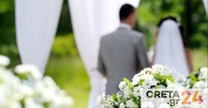Κρητικιά που βρέθηκε θετική στον κορωνοϊό είχε βρεθεί σε γάμο στη Βόρεια Ελλάδα