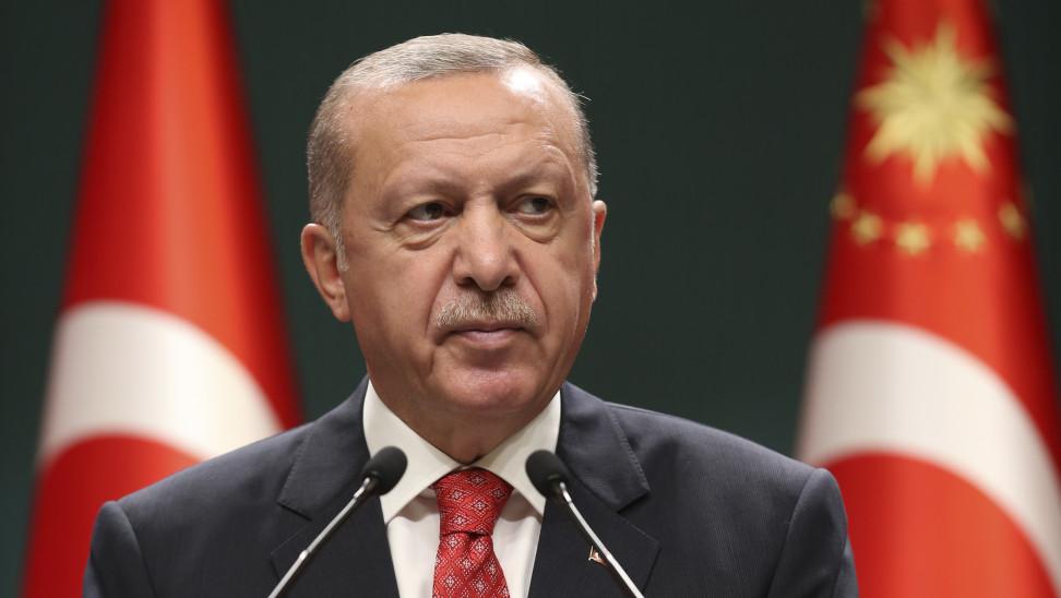 Ο Ερντογάν ρίχνει λάδι στη φωτιά: Δε θα επιτρέψουμε πειρατείες σε Αιγαίο και Μεσόγειο