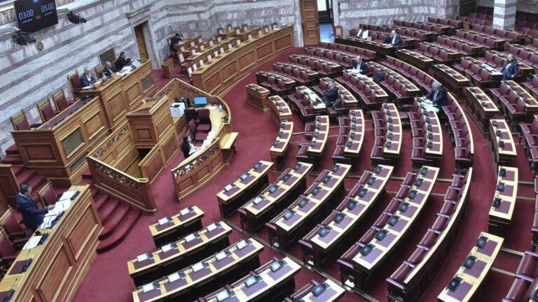 Πέντε θέματα του Δήμου Μινώα Πεδιάδας στη Βουλή