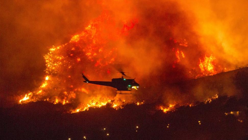«Μπορούν οι πυρκαγιές της Καλιφόρνια να δημιουργήσουν νέα Σαχάρα;»- Δυσοίωνες εκτιμήσεις ειδικών