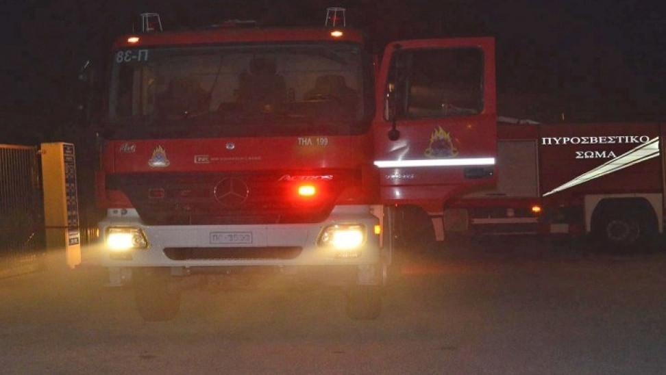 Έκτακτη σύσκεψη της Πολιτικής Προστασίας Έβρου για την φωτιά της Μελίας