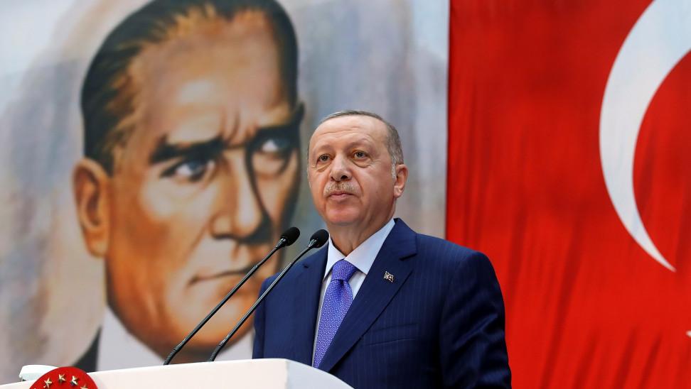 Ερντογάν: Να γίνουμε παγκόσμια δύναμη – Θέλουν να εμποδίσουν την αιώνια αφύπνισή μας
