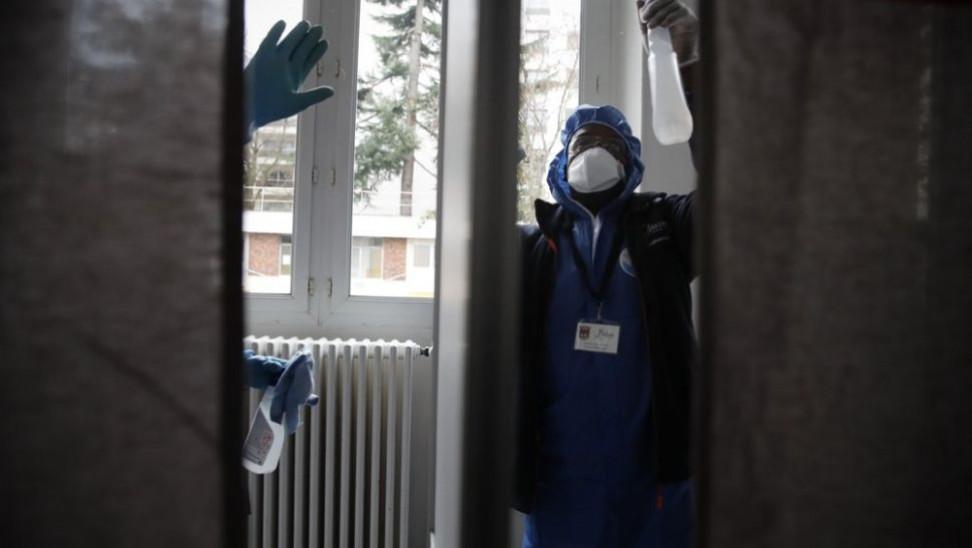 Γαλλία-Κορωνοϊός: Σχεδόν 10.000 νέα κρούσματα το τελευταίο 24ωρο
