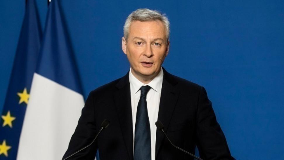 Γαλλία: Θετικός στον κορvνοϊό ο υπουργός Οικονομικών Μπρουνό Λεμέρ