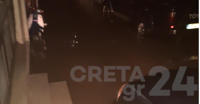Ηράκλειο: «Βενετία» ξανά η Αμμουδάρα