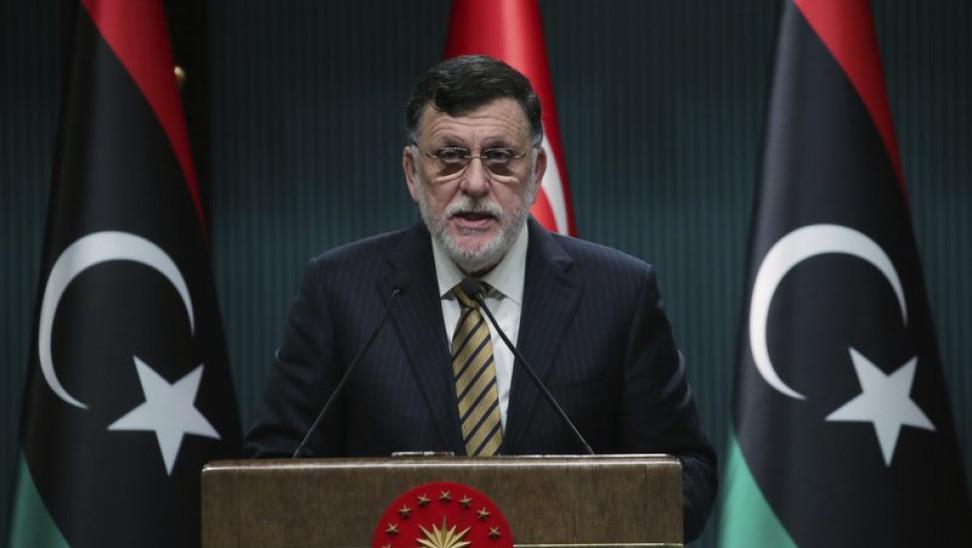 Λιβύη: Την επικείμενη παραίτησή του ανακοίνωσε ο Φαγιέζ αλ Σάρατζ