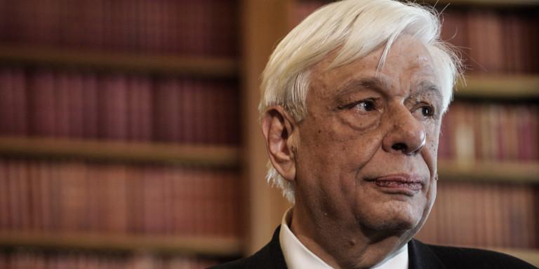 Πρ. Παυλόπουλος: Η Ελλάδα θα επανέλθει στις απαιτήσεις κατά της Γερμανίας για το κατοχικό δάνειο και τις επανορθώσεις