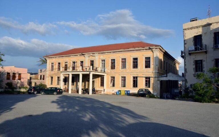 Σύγκλητος Πολυτεχνείου Κρήτης: Ομόφωνη απόφαση για τα κτήρια στον Λόφο Καστέλλι