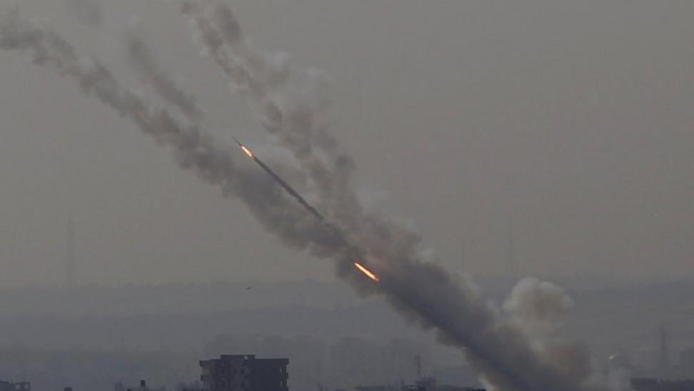 Το Ισραήλ «απάντησε» με πυραύλους στην Χεζμπολάχ χτυπώντας θέσεις της στη Συρία