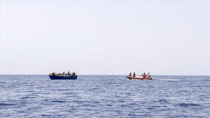 Βίντεο ντοκουμέντο από τη διάσωση μεταναστών στο ναυάγιο σκάφους ανοιχτά της Κρήτης