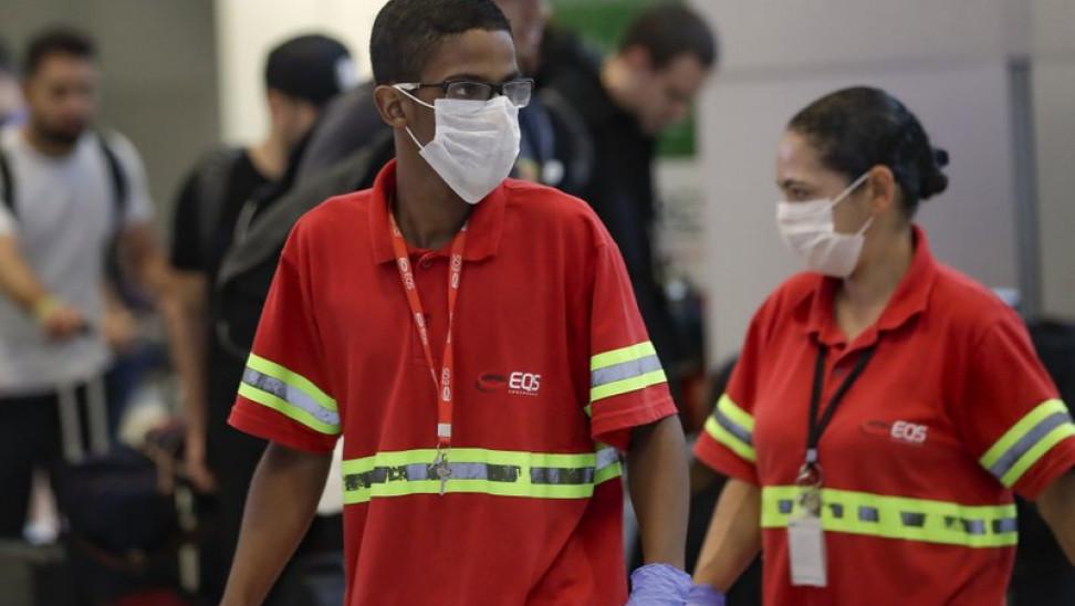 Βραζιλία: 987 νέοι θάνατοι και 36.820 νέα κρούσματα κορωνοϊού σε 24 ώρες
