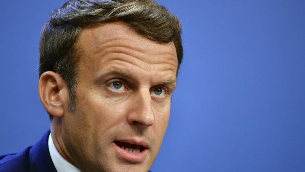 Αγρίεψε ο Μακρόν: Γαλλικό αίτημα για μέτρα κατά Τουρκίας στην επόμενη Σύνοδο Κορυφής
