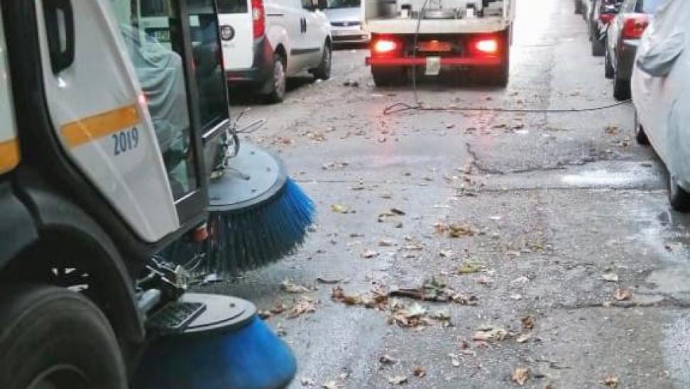 Δήμος Αθηναίων: Κυριακή καθαριότητας και απολύμανσης στο Νέο Κόσμο
