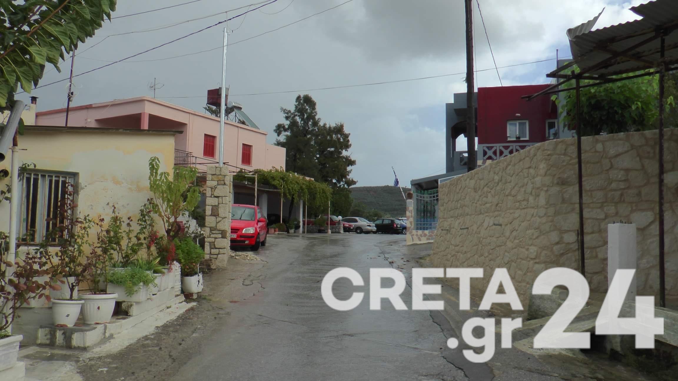 Διπλή δολοφονία στην Κρήτη: Σε κλίμα οδύνης αποχαιρέτησαν τον 82χρονο (εικόνες)