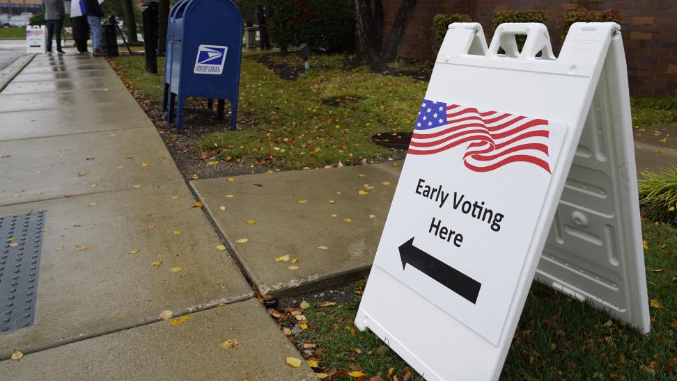 ΗΠΑ - Προεδρικές εκλογές: Περισσότεροι από 70 εκατ. Αμερικανοί έχουν ήδη ψηφίσει