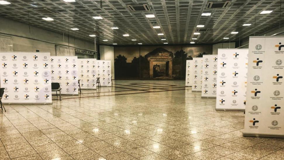 Κορωνοϊός: Ράπιντ τεστ από ΕΟΔΥ στο Μετρό της πλατείας Συντάγματος