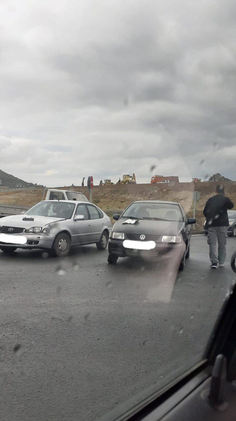 Νέο τροχαίο στην Κρήτη: Συγκρούστηκαν δύο οχήματα – Σώοι οι οδηγοί