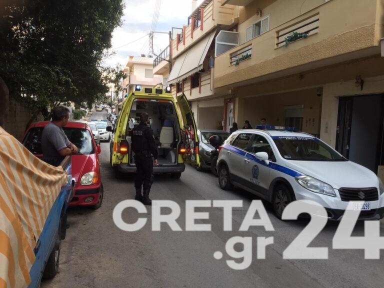 Σοκαριστικές λεπτομέρειες για το φονικό στο Ηράκλειο: Ο 51χρονος σκότωσε τη μητέρα του με πέντε διαφορετικά μαχαίρια