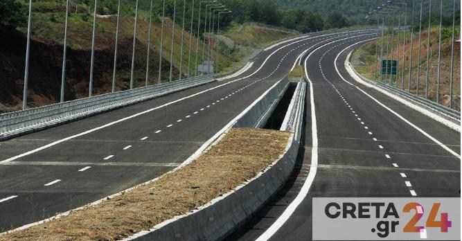 Υφυπουργός Υποδομών στο CRETA: Το 2022 οι εργασίες στον ΒΟΑΚ – Τι είπε για τα διόδια