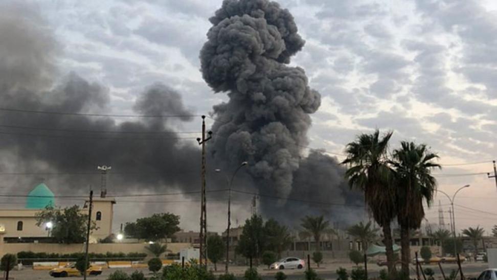 Ιράκ: Το ISIS πίσω από την επίθεση με ρουκέτες κατά διυλιστηρίου πετρελαίου