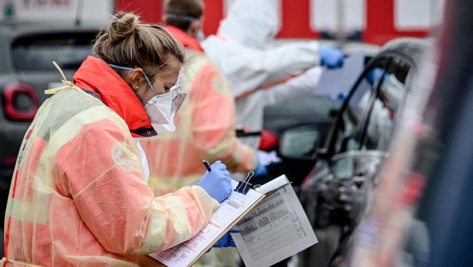 Κορωνοϊός – Γερμανία: 15.741 νέα κρούσματα – 138 νεκροί