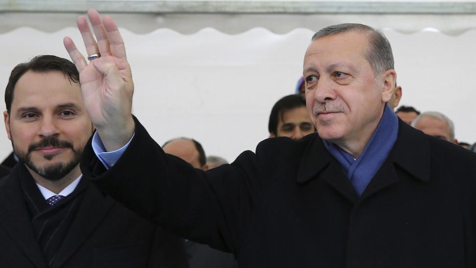 Με φιλοευρωπαϊκό μανδύα ξανά ο Ερντογάν: Πρώτη επιλογή μας η Δύση