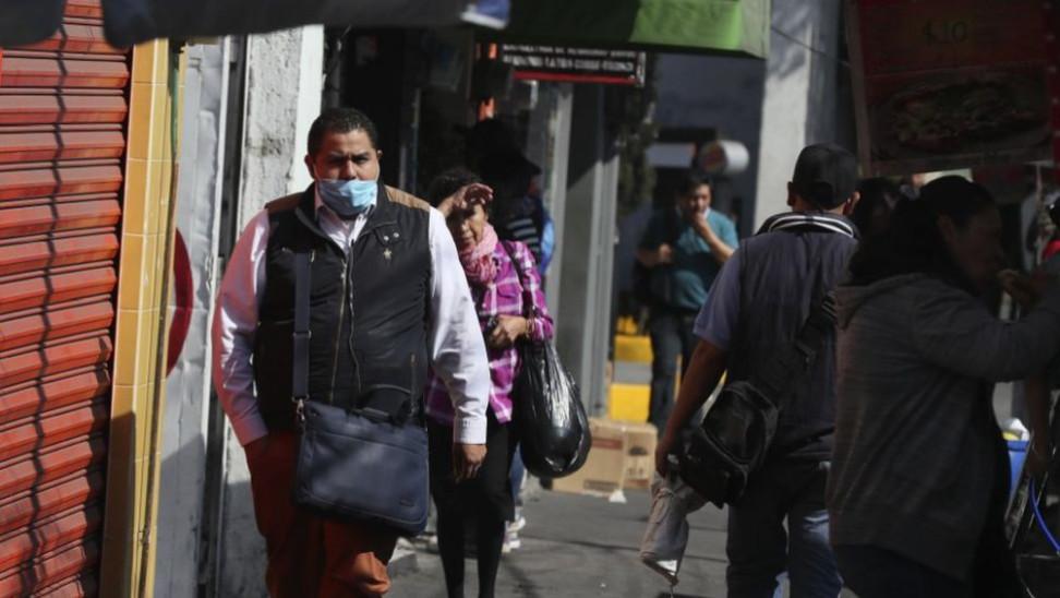 Μεξικό: 813 νεκροί από κορωνοϊό το τελευταίο 24ωρο
