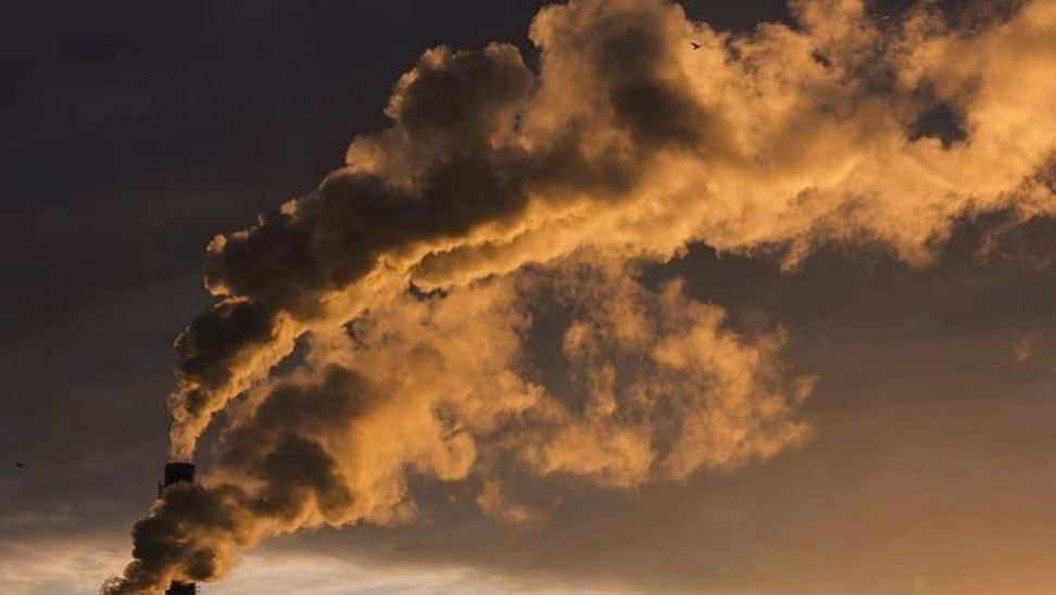 OHE: Συγκέντρωση ρεκόρ διοξειδίου του άνθρακα παρά τα lockdown