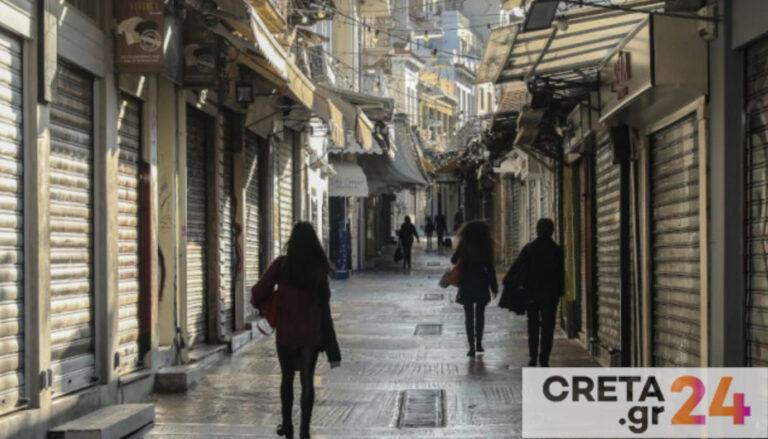 Η πρόταση των εμπόρων στον Πρωθυπουργό να ανοίξει η αγορά της Κρήτης στις 18 Δεκεμβρίου