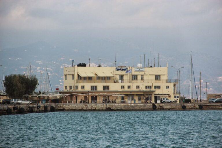 Ένας ακόμη πλοηγός στο λιμεναρχείο Ηρακλείου