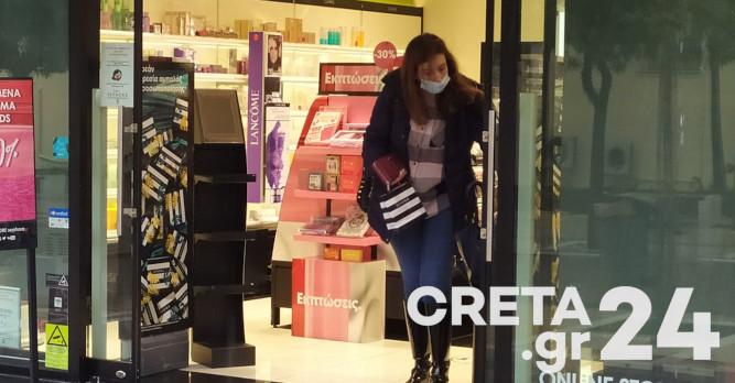 Ηράκλειο: Ανοιχτά τα σούπερ μάρκετ και τα καταστήματα σήμερα – Το ωράριο λειτουργίας