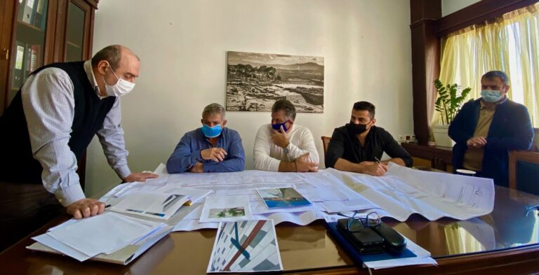 Ηράκλειο: Στην τελική ευθεία οι μελέτες ανάπλασης και βιοκλιματικής αναβάθμισης