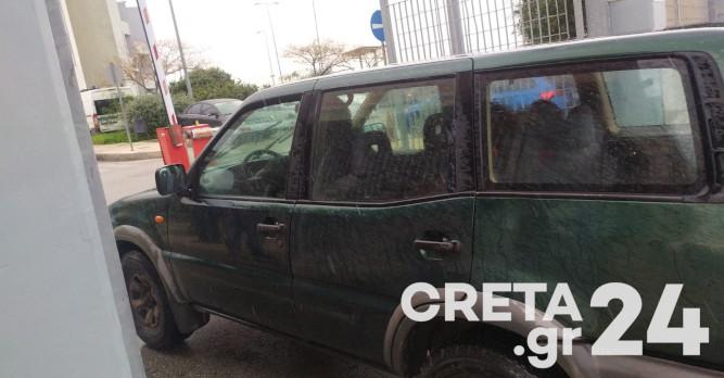 Ηράκλειο: Βρέθηκε η 17χρονη Μάγια (αποκλειστικές εικόνες)