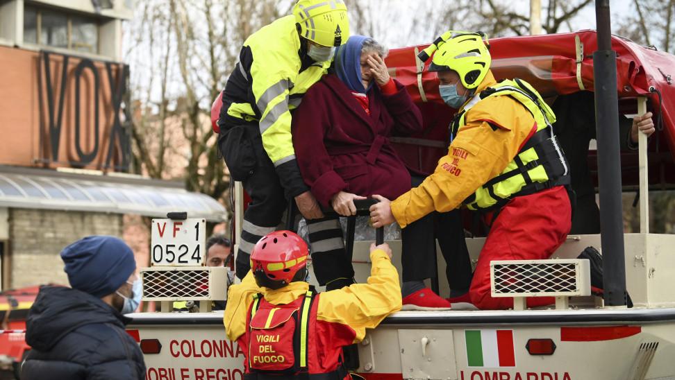 Ιταλία: 5 νεκροί σε οίκο ευγηρίας- Πιθανή δηλητηρίαση από μονοξείδιο άνθρακα
