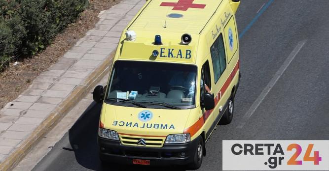 Κρήτη: Έχασε τον έλεγχο του αυτοκινήτου και τραυματίστηκε